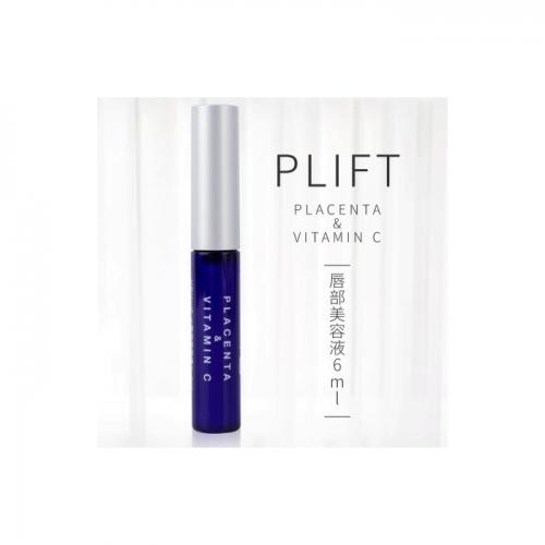 【直邮】日本天然物研究PLIFT唇部精华液胎盘素6ml