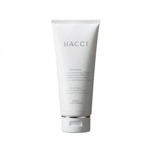 【直邮】HACCI蜂蜜身体乳180g全身美白保湿滋润香体(贵)