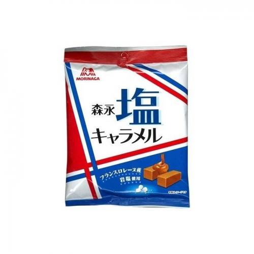 【直邮】日本Morinaga森永法国岩盐特浓焦糖太妃牛奶糖9...
