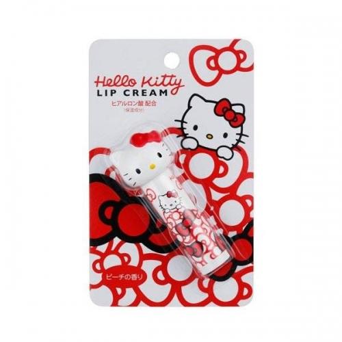 【直邮】日本HelloKittyMymelody透明质酸保湿润唇膏4g