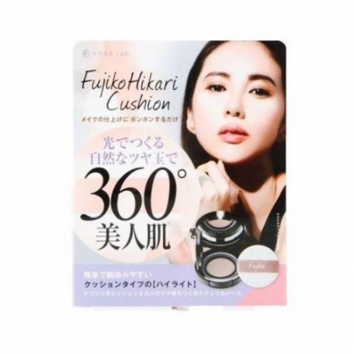 【直邮】日本Fujiko气垫高光360度珠光美人肌提亮修容气垫液体高光粉3g