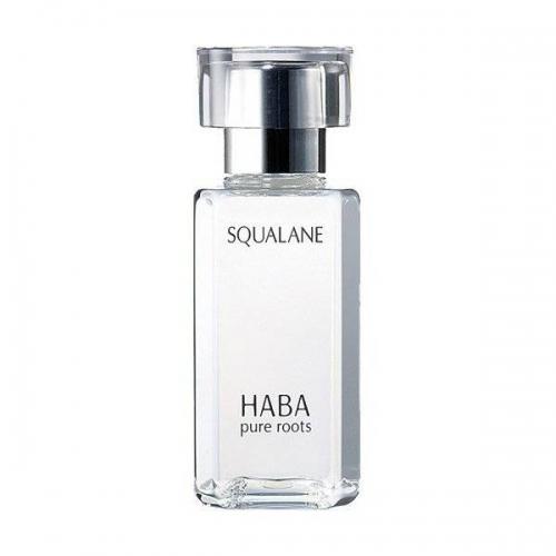 【直邮】日本HABA鲨烷精纯美容油白油60ml