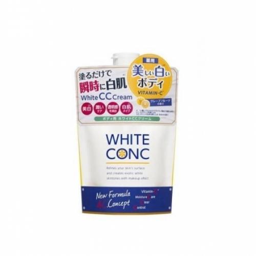 【直邮】日本WHITECONC全身焕白CC霜身体乳200g
