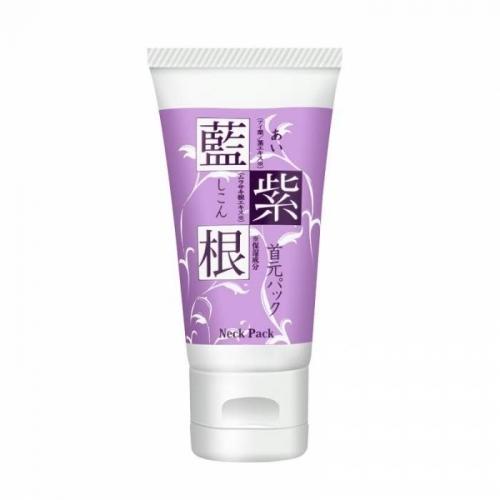 链接已下架【直邮】日本Chezmoi蓝紫根紧致去颈纹颈膜脖子细纹提拉保湿涂抹式30g