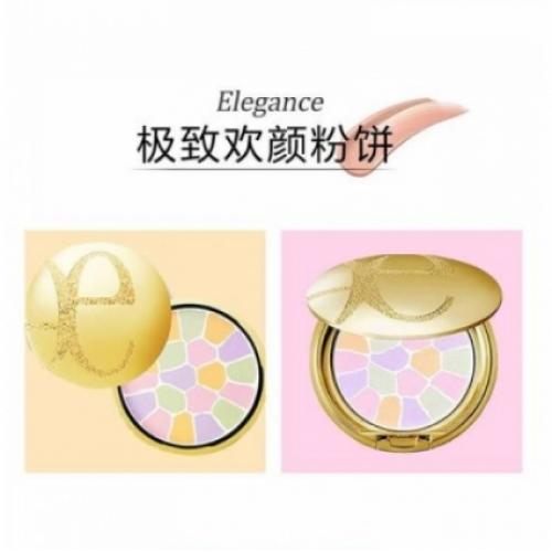 【直邮】日本Elegance雅莉格丝蜜粉饼持久定妆粉饼E大饼