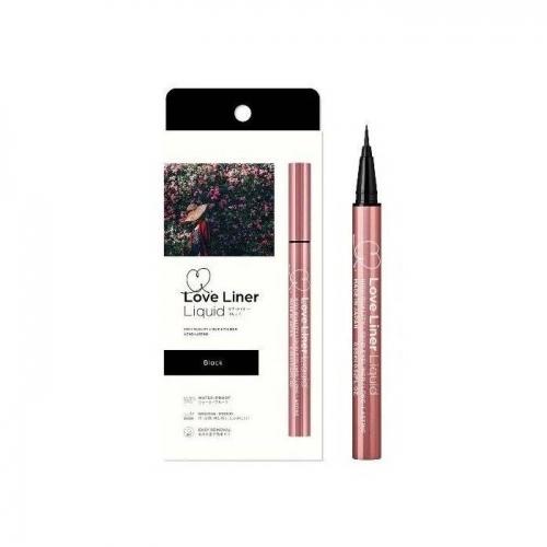 链接已下架【直邮】日本Msh loveliner随心所欲极细顺滑防水眼线笔