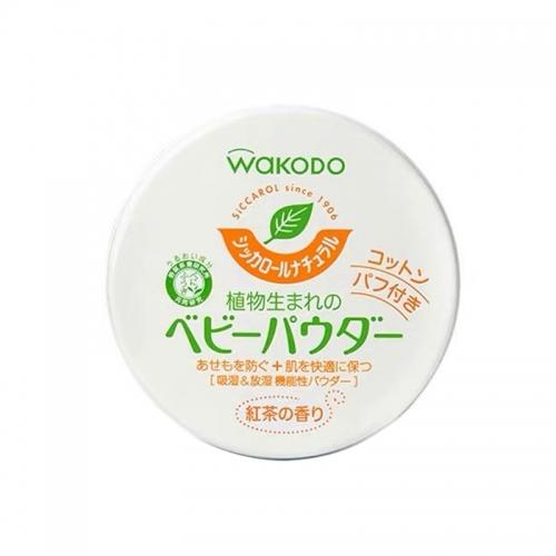 【直邮】日本wakodo和光堂痱子粉爽身粉120g