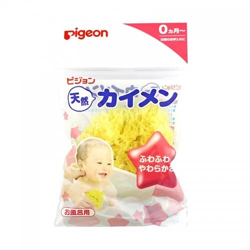 【直邮】日本Pigeon贝亲婴儿洗澡海绵神器