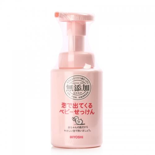 【直邮】日本MIYOSHI三芳儿童洗面奶洗发水沐浴露洗手多合...