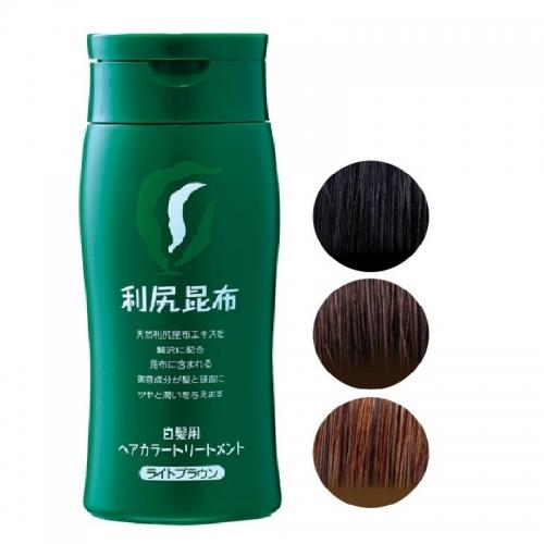 【直邮】日本利尻昆布染发膏染发剂200g(每个包裹只能放2盒...