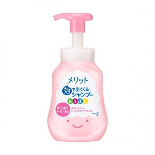 【直邮】日本KAO花王Merit儿童泡沫洗发水300ml
