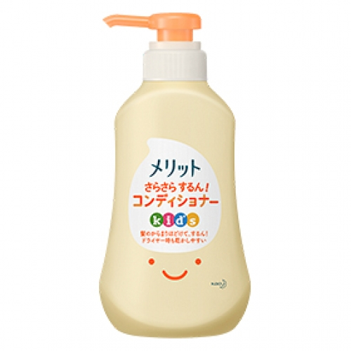 【直邮】日本KAO花王Merit儿童泡沫护发素360ml