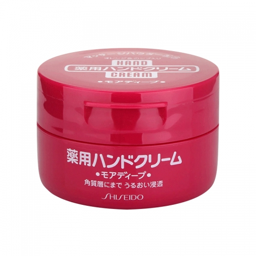 【保税】日本资生堂(SHISEIDO)尿素护手霜100g