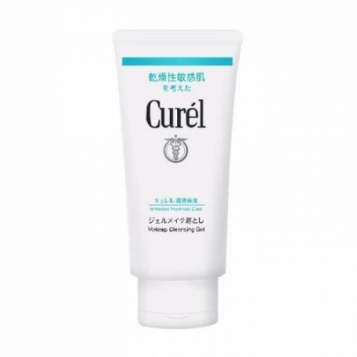【直邮】日本Curel珂润润浸保湿卸妆啫喱130g