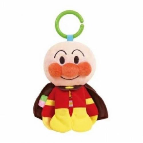 【直邮】日本pinocchio面包超人零钱包魔术贴挂件毛绒书...