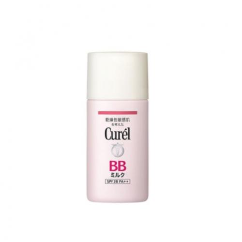【批发】日本花王Curel珂润干燥敏感肌肤隔离BB霜乳液30...