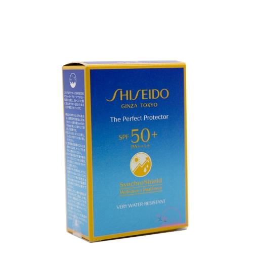 【直邮】日本Shiseido资生堂新艳阳夏蓝胖子防晒霜SPF50+50ml