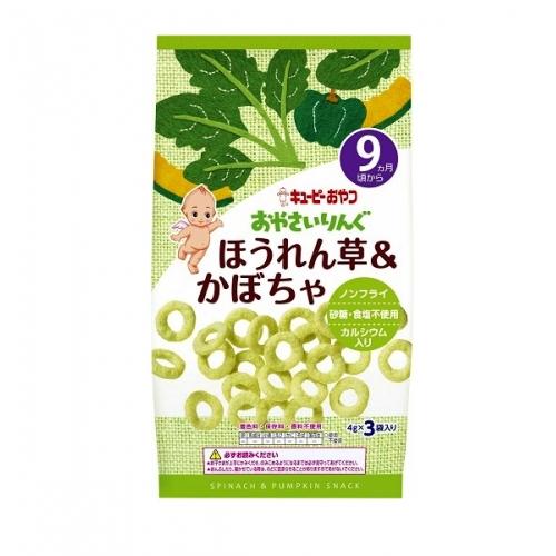 【批发】日本KEWPIE丘比米圈婴幼儿童宝营养磨牙饼干小零食...