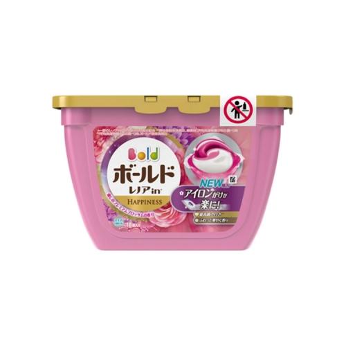 【直邮】日本宝洁洗衣球3D洗衣服凝珠水型洗衣液持久留香家庭