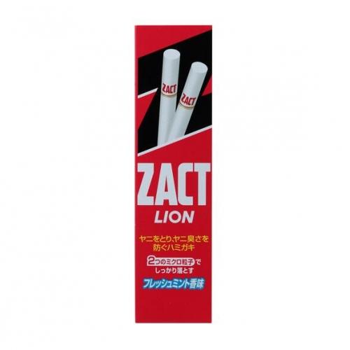 【批发】日本Lion狮王ZACT特效去烟渍牙膏150g