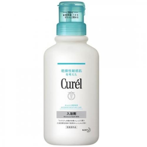 【批发】日本Curel珂润保湿力高泡澡浴液420ml