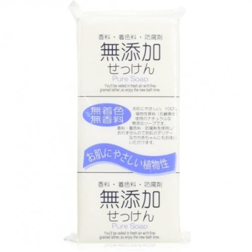 【批发】日本进口肥皂洗澡沐浴香皂洁面皂洗手洗脸儿童孕妇3块家...