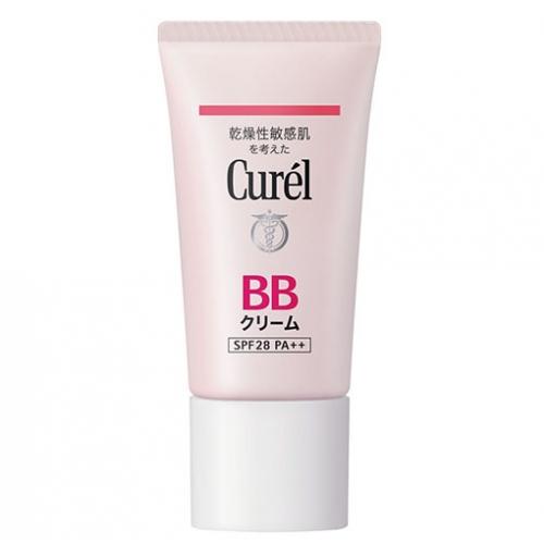 【批发】日本CUREL珂润干燥敏感肌隔离保湿盈润BB霜35g...