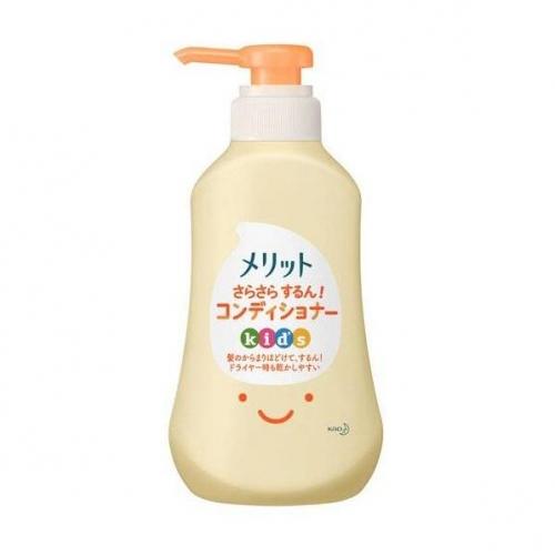 【保税】日本花王Merit儿童宝宝护发素360g