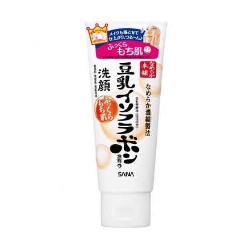 【批发】日本SANA莎娜豆乳美肌系列卸妆洗面奶150g