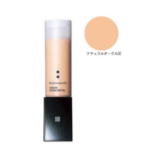 【批发】日本Ex:beaute女优肌防晒粉底液哑光款02