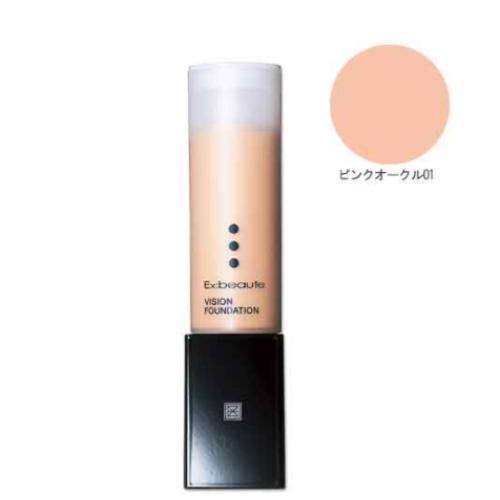 【批发】日本Ex:beaute女优肌防晒粉底液