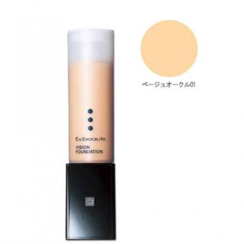 【批发】日本Ex:beaute女优肌保湿型粉底液01