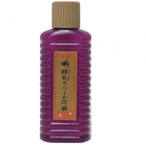 【批发】日本特选蜂乳奶油皂80ml