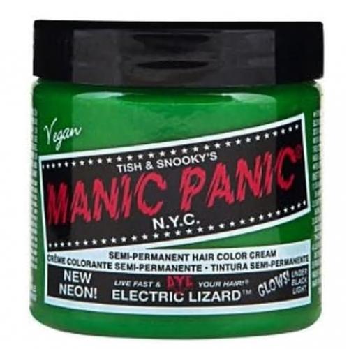 【批发】日本ManicPanic染发膏绿色118ml