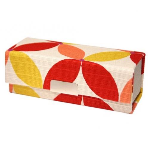 【批发】日本口红保护盒七宝红白