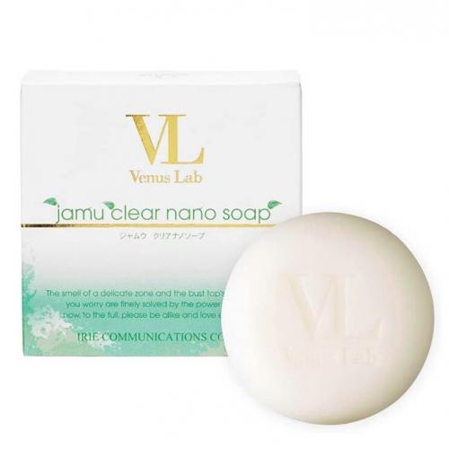 【批发】日本VenusLab透明纳米皂100g