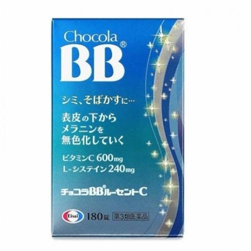 【直邮】日本Chocola BB LUCENT-C维他命丸祛...