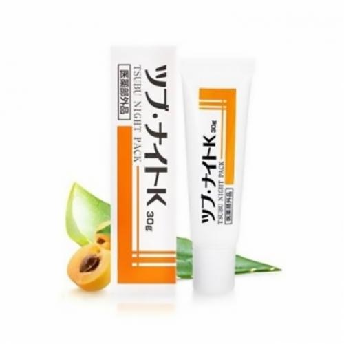 【直邮】日本TsubuNightPack去脂肪粒眼霜30g