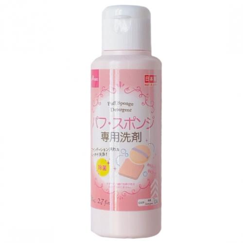 【保税】日本大创(DAISO)粉扑清洁剂80ml