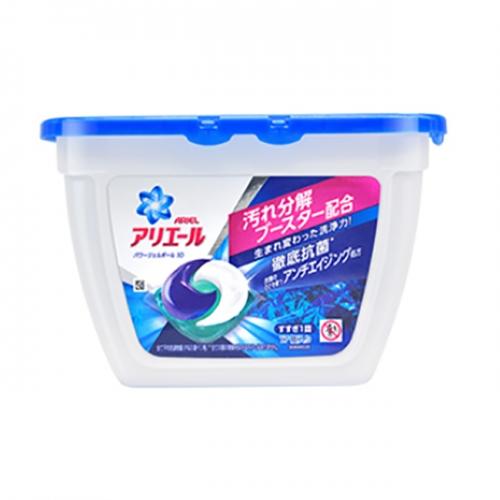 【保税】宝洁碧浪洗衣球17颗蓝色