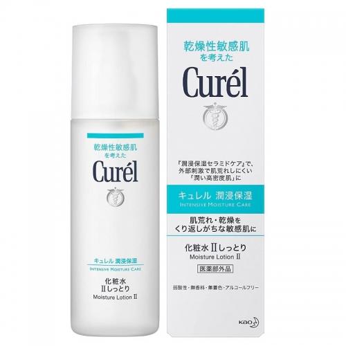 【直邮】日本Curel珂润润浸保湿化妆水150ml