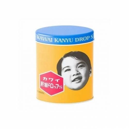 【直邮】日本Kawai卡哇伊儿童鱼肝油A+D钙无腥味300粒