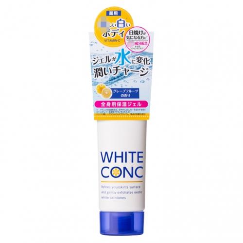 【保税江阴仓】日本WHITE CONC全身滋润保湿啫喱90g