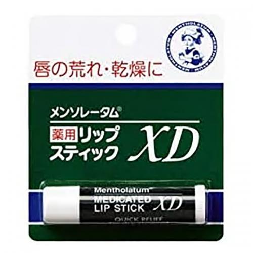 【直邮】日本乐敦曼秀雷敦防干裂薄荷润唇膏4g1支装/2支装