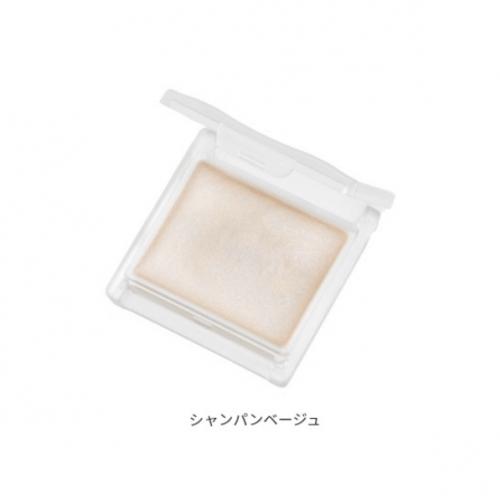 【批发】日本人气双重滋养眼影霜香槟米色2.6g