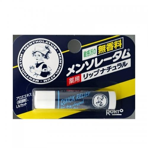 【批发】日本曼秀雷敦药用润唇膏4.5g