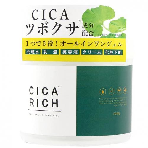 【批发】日本CICA五合一凝胶280g