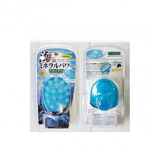 【批发】日本褐藻糖胶头皮按摩刷JFC-700