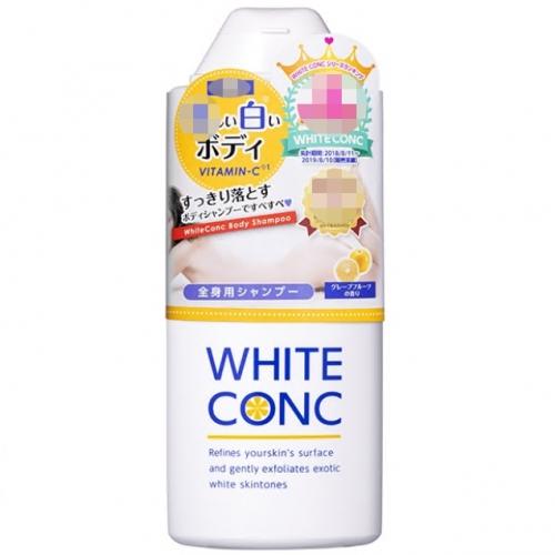 【批发】日本WHITE CONC药用亮白沐浴露360ml