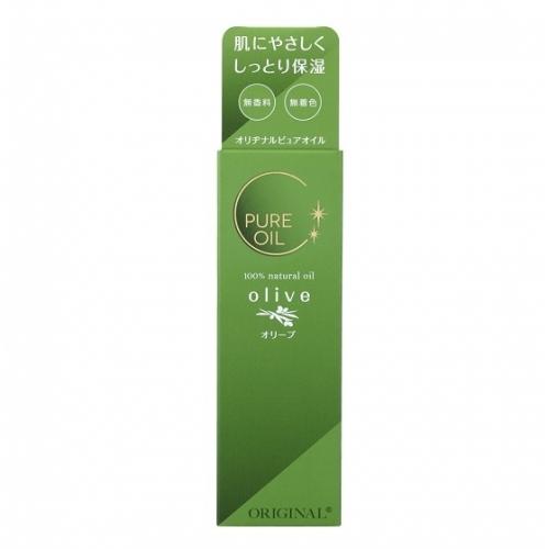 【批发】日本ORIGINAL原纯油橄榄精油80ml